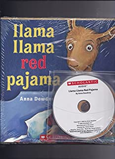Book Cover: Llama Llama Red Pajama