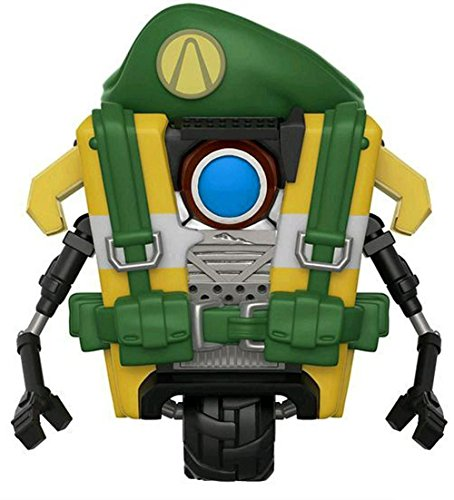 Figura Pop Borderlands Commando Claptrap Exclusive