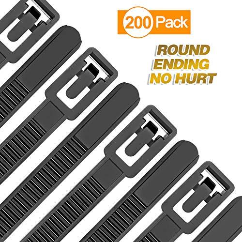 reusable zip ties large - 2