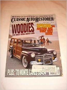 classic auto restorer magazine