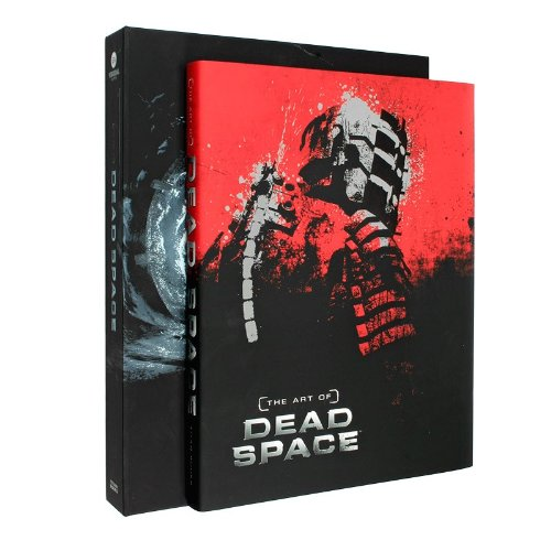 The Art of Dead Space : Clamshell Limited Special Edition Art book RARE Only 1,000 MADE