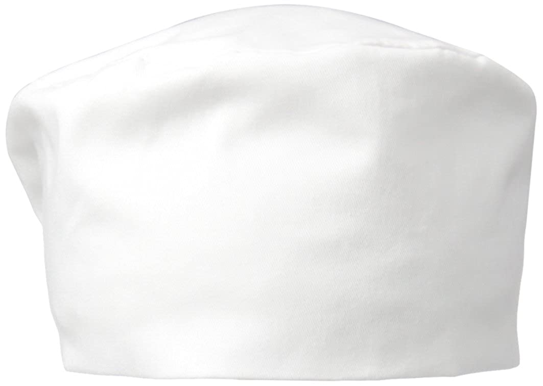 Uncommon Threads Womens Cotton Twill Beanie White One Size Uncommon Threads Womens Uniforms 0156C-2500