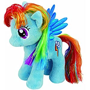 "My Little Pony - Rainbow Dash 8"" - 51JrpynGPjL - My Little Pony – Rainbow Dash 8″"