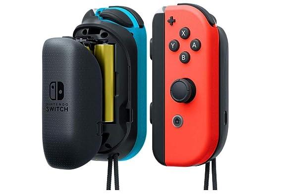 Nintendo - Cargador para Joy-con con Pilas AA Switch ...