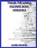 Travel the World coloring book: Venezuela (Volume 86)