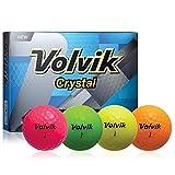 Volvik Crystal Golf Balls Assorted