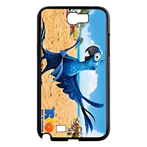 Rio Samsung Galaxy N2 7100 Cell Phone Case Black J9911075