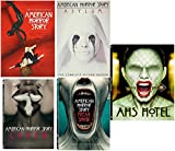 Buy American Horror Story : Complete Collection, DVD (Series Seasons 1-5, 1,2,3,4,5 Bundle) USA Format Region 1