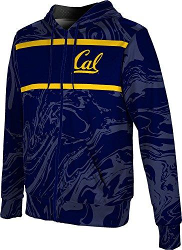 ProSphere UC Berkeley Cal Men's Full Zip Hoodie - Ripple FCF81 (X-Large) ()