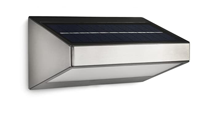 Philips mygarden 178104716 greenhouse solar led wandleuchte