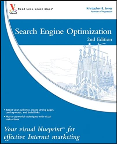 Download search engine optimization your visual blueprint for download search engine optimization your visual blueprint for effective internet marketing full online aqissiaq itzel book online malvernweather Images