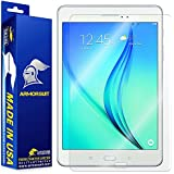 "ArmorSuit MilitaryShield - Samsung Galaxy Tab A 8.0"" Screen Protector - Anti-Bubble & Extreme Clarity Shield + Lifetime Replacement"
