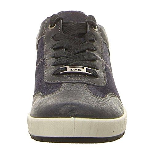 Sneakers 12 06 49494 femme ara Basses Bleu z6qvxwn7