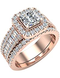 0afbd39fe7f7e Womens Wedding and Engagement Jewelry | Amazon.com