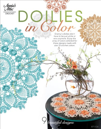 Doilies in Color (Annie's Attic: ()