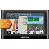 Garmin nüvi 42LM 4.3-Inch Portable Vehicle GPS with Lifetime Maps (US) (Discontinued by Manufacturer)
