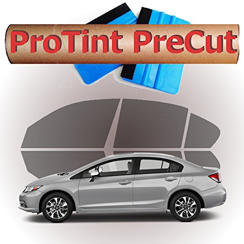 Precut Honda Civic Sedan All Side and Rear Windows Tint Model 2006 2007 2008 2009 2010 ()