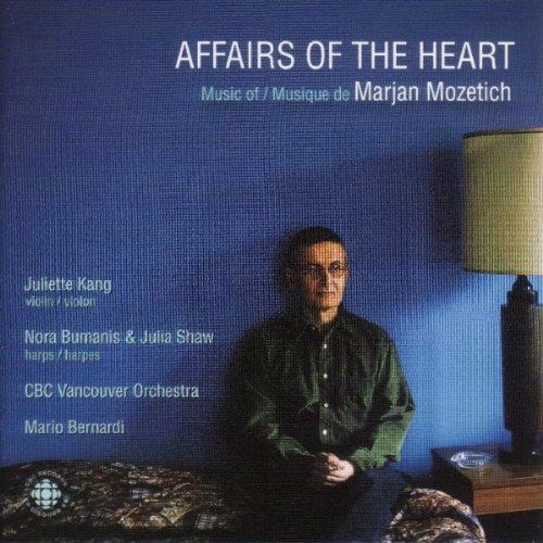Violin Concerto, Affairs of the Heart: Affairs of the Heart - Concerto for Violin and String Orchestra