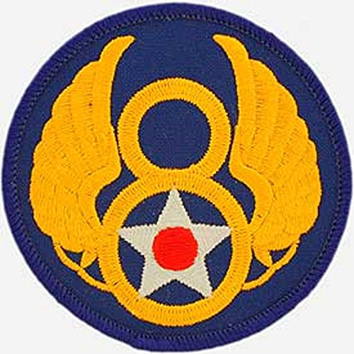 Army Air Corps WWII 8th Air Force - Wwii Army Patches