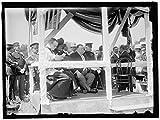 Vintography Reproduced 24 x 30 Photo Military Field Mass Holy Name SOC Roman Catholic Church. President TAFT; Butt 1910 Harris & Ewing a42