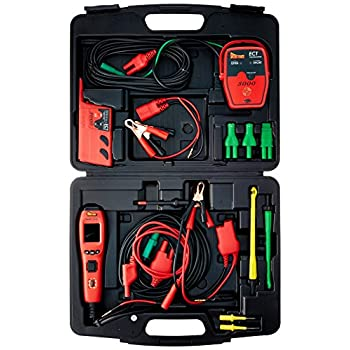Image of Circuit Testers POWER PROBE IV Master Combo Kit - Red (PPKIT04) Includes Power Probe IV with PPECT3000 and Accessories