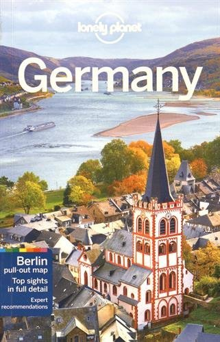 Lonely Planet - Germany (Travel Guide) - 8th Edition (2016) (Pdf & Epub)