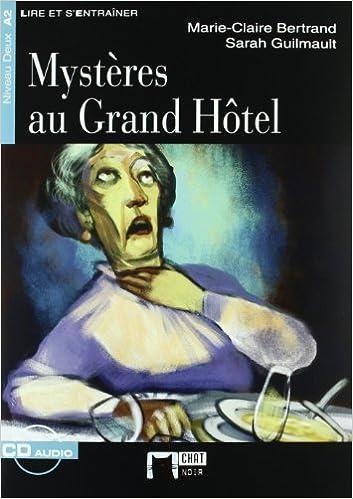 Descargar Libros Torrent Mysteres Au Grand Hotel+cd Libro PDF