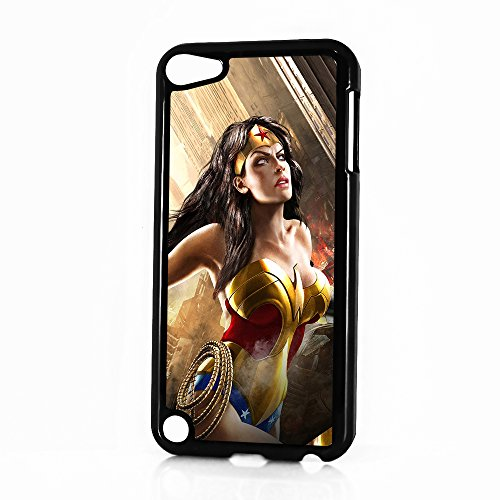( For iTouch 5 iPod Touch 5 ) Phone Case Back Cover - HOT3603 Wonder Woman Super Hero