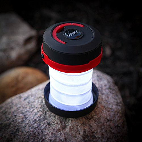 Hybeam 2-in-1 Pop Up LED Lantern and Flashlight