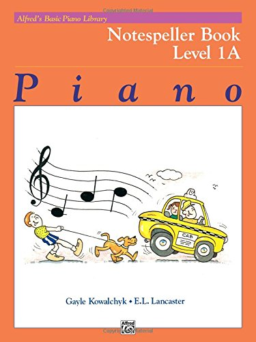 Alfred's Basic Piano Library Notespeller, Bk 1A ()