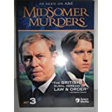 Midsomer Murders Club Set 3