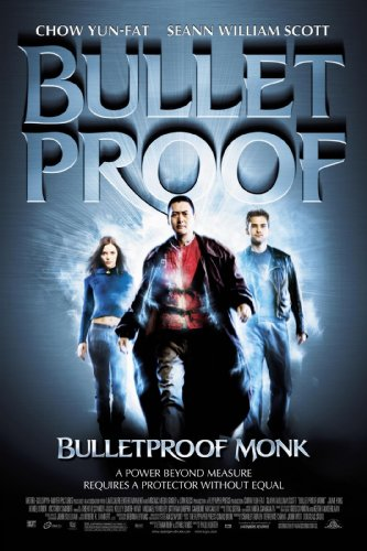 DVD : Bulletproof Monk