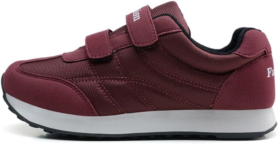 Non-Slip Velcro Old Man Shoes