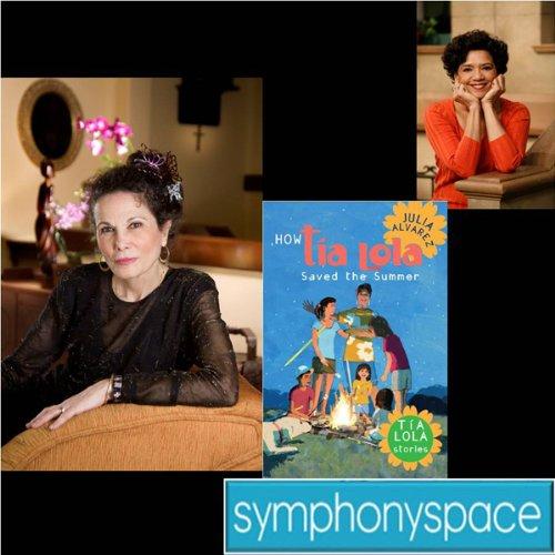 Thalia Kids' Book Club: Julia Alvarez' Tia Lola Series in Conversation with Sonia Manzano