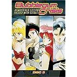 Bubblegum Crisis, Disc 3