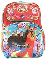 Disney Princess Elena Of Avalor 16 Girls School Backpack-07767