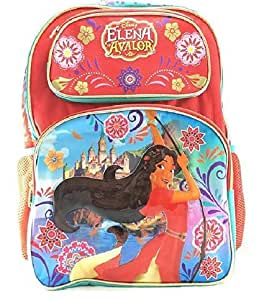 "Disney Princess Elena de avalor 16 ""Niñas Escuela backpack-07767"