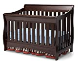 Delta Children Bentley S Series 4-in-1 Crib, Chocolate