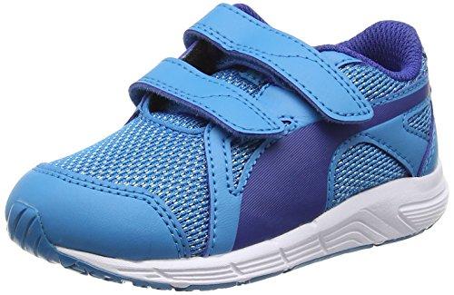 Puma Axis V4 Mesh V Inf, Zapatillas Unisex Niños Azul (Blue Danube-true Blue 05)