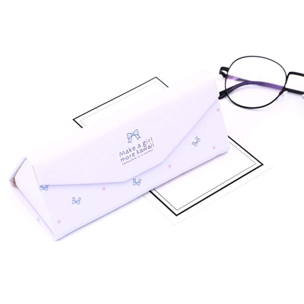 Shuda Glasses Case Custodia Occhiali Portatile Occhiali Scatola Forma dellautomobile per Ccchiali per bambino