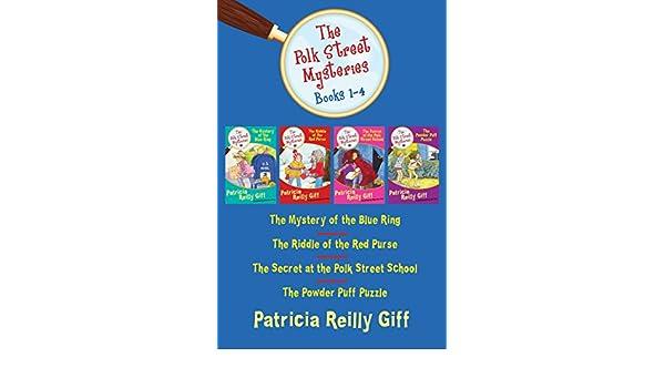 The polk street mysteries books 1 4 kindle edition by patricia the polk street mysteries books 1 4 kindle edition by patricia reilly giff blanche sims children kindle ebooks amazon fandeluxe Epub