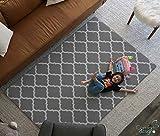 Premium Stylish Foam Floor Mat | Cushy-Soft & Thick | Waterproof, Easy-to-Clean, Hypoallergenic,...