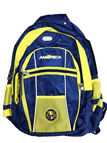 CLUB AMERICA SOCCER TEAM OFFICIAL BACK PACK (Club America Backpack)