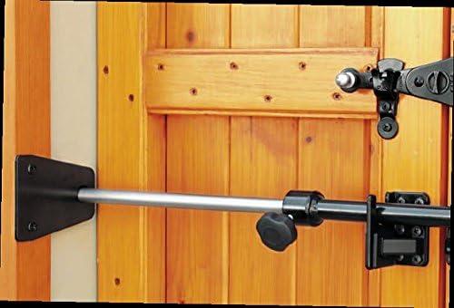 Placa de montaje para blindy Barra sobre muro a abrigo con aislante: Amazon.es: Bricolaje y herramientas
