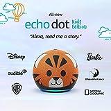 All-new Echo Dot (4th Gen) Kids Edition | Designed