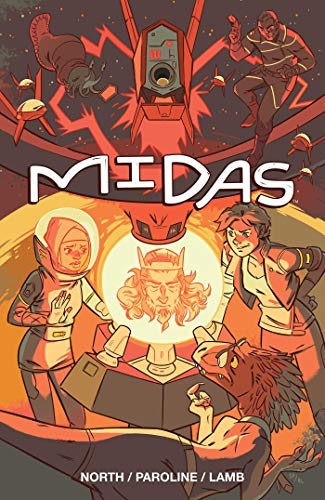 Pdf Graphic Novels Midas (Midas Flesh)