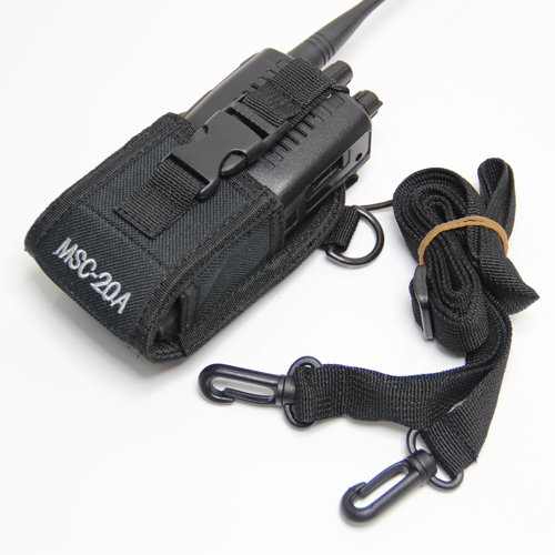 3in1 Multi-Function Universal Pouch Bag Holster Case For GPS PMR446 Motorola Kenwood Midland ICOM Yaesu Two Way Radio Transceiver Walkie Talkie 20A