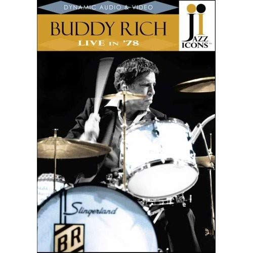 Jazz Icons: Buddy Rich Live in '78 ()