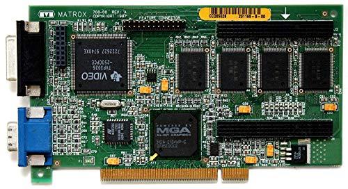 MIL2P/8N - 8MB PCI VIDEO CARD, 703-00 REV.A (NO BRACKET)