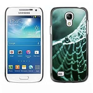 "For Samsung Galaxy S4 Mini (NOT for regular S4) , S-type Planta Naturaleza Forrest Flor 77"" - Arte & diseño plástico duro Fundas Cover Cubre Hard Case Cover"